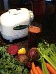 juice beet after