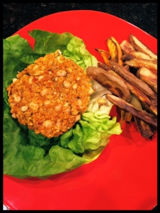 SOB burger