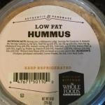 WF hummus